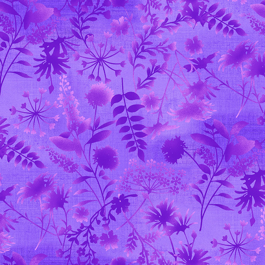 Feather and Flora Lavender 4493 55