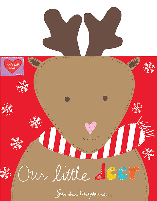 Huggable and Loveable Soft Books - Christmas