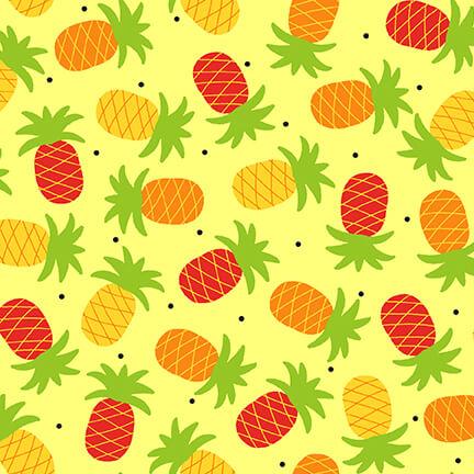 Gone Wild Pineapple Yellow 4739 44