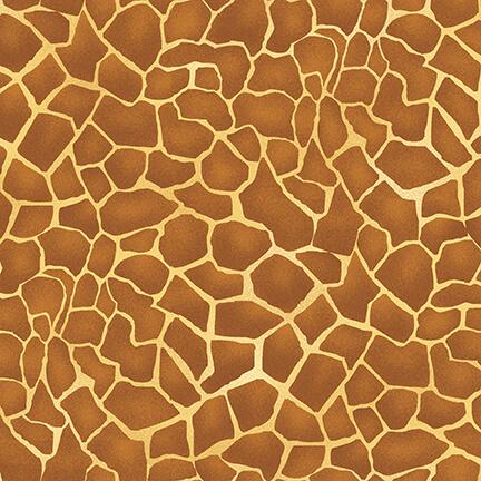 4795-33 Ochre Giraffe