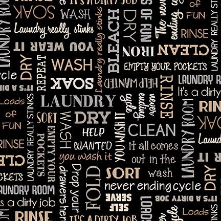 Loads of Fun - Words-Black
