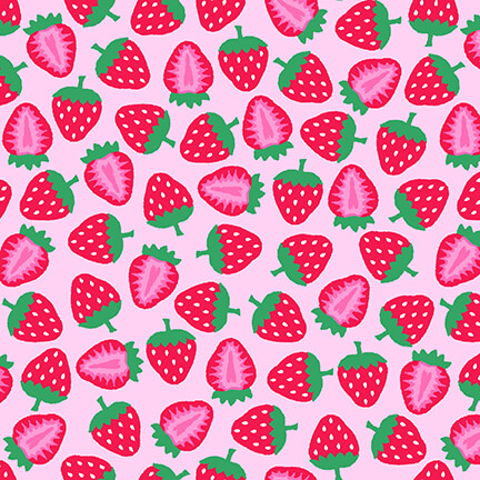 Flamingo Beach - Strawberries