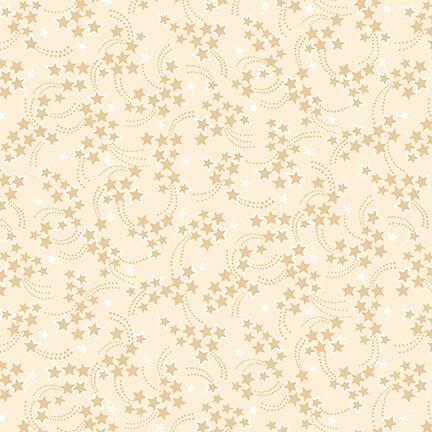 5106-44 Beige Stars