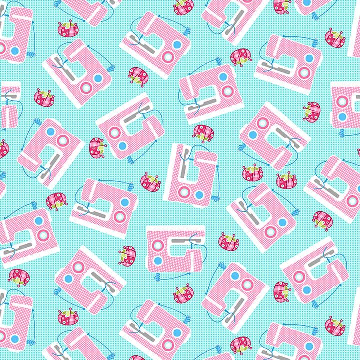 Sew Kind Pink Sewing Machines