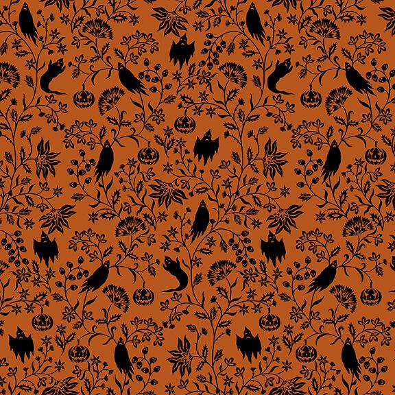 STUDIO - Harvest Moon Orange Ghostly Vine
