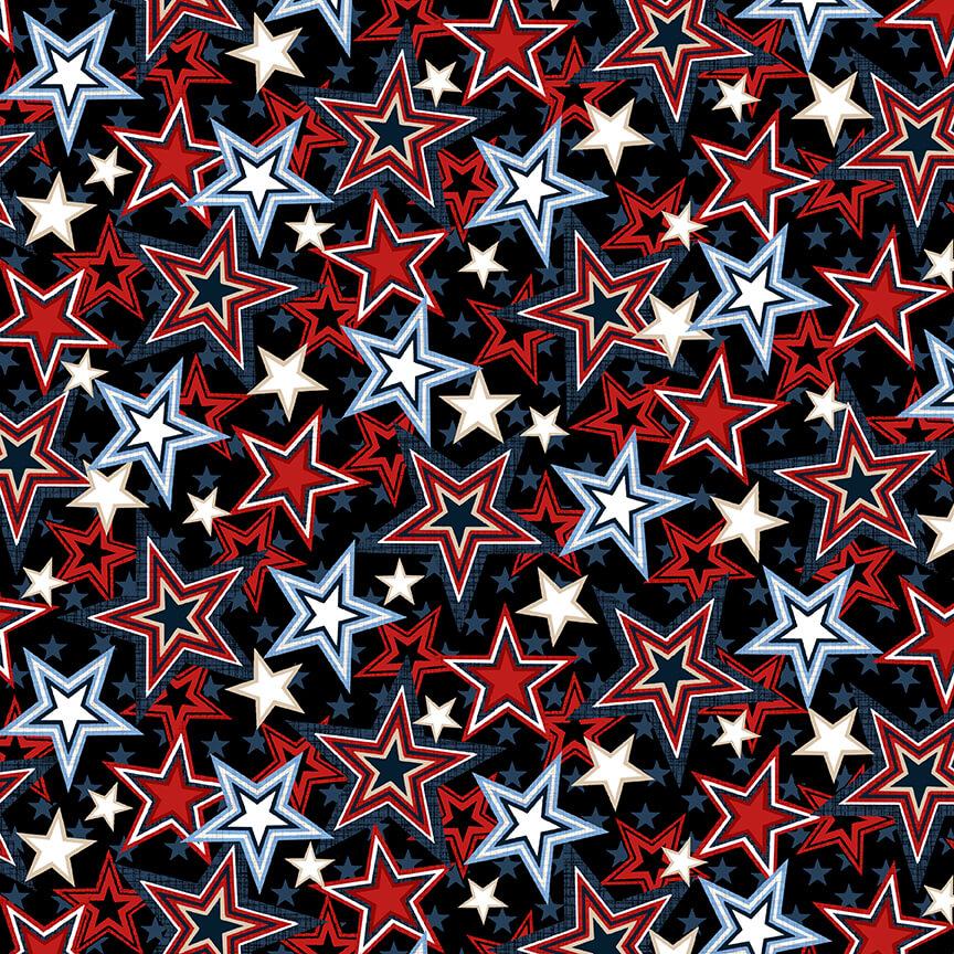 American Muscle Multi Stars - Patriotic