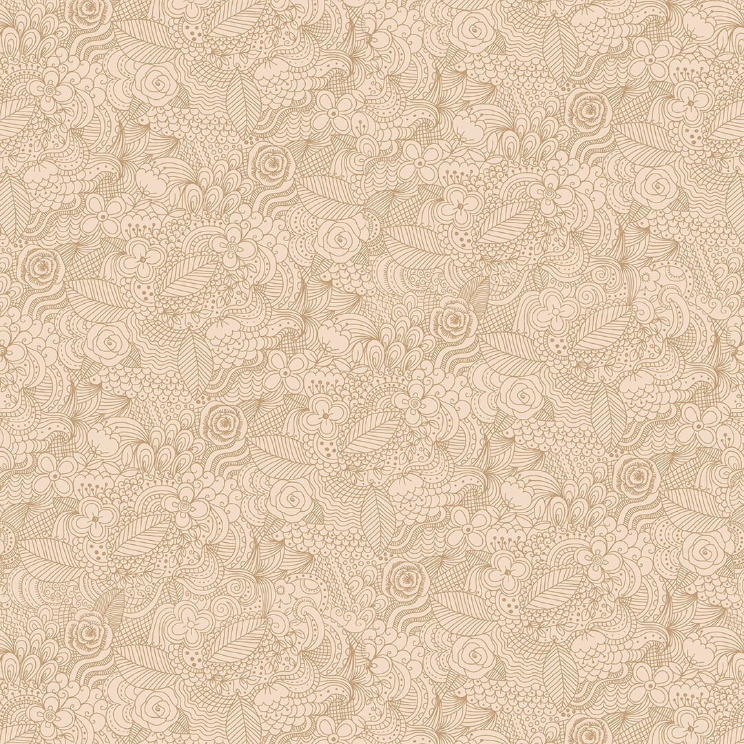 108 Tranquil Quiltbacks Flannel F5594-44 Beige