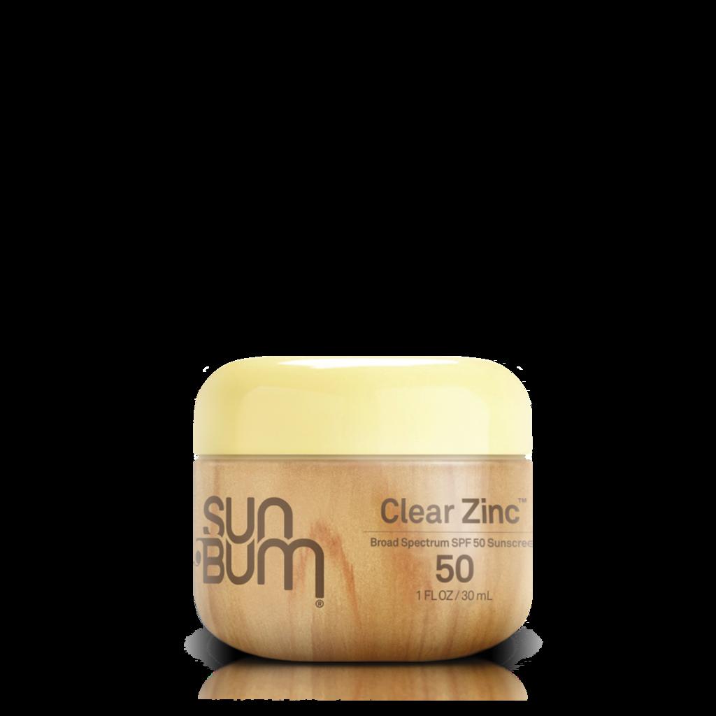 SunBum Clear Zinc SPF 50