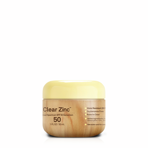 SPF 50 Clear Zinc - 1oz