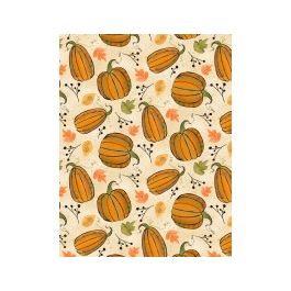 Autumn Road - Autumn Pumpkins Cream