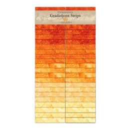 Gradation Strips - Sunglow
