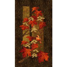 Stonehenge Maplewood Scarlet 22014-24