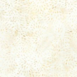 Kaufman Batiks Elementals Petals Sand