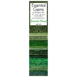 Wilmington Prints Emerald Forest Strip Pack