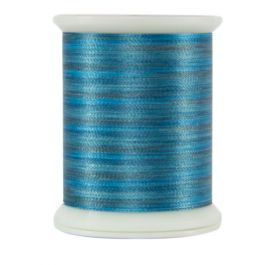 #5119 Fantastico Mixed Turquoise 500 yd. Spool