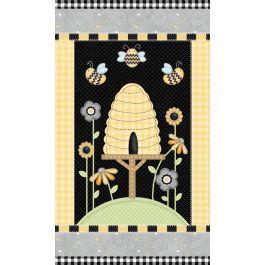 Sew Bee It Panel