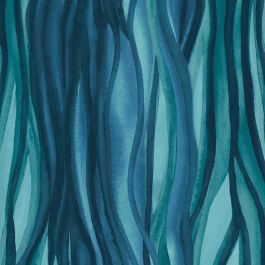 Maywood Wild By Nature Geometric Designs of Blues/Greens MAS8443-B