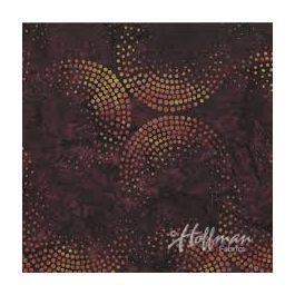 Hoffman Batiks Bali Handpaints Nightshade