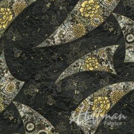 Zen Garden - Black Gold