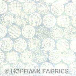Hoffman Batiks Bali Handpaints Frost