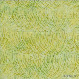 Island Batik  Lime