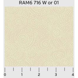 Ramblings 6 Cream - 716-01