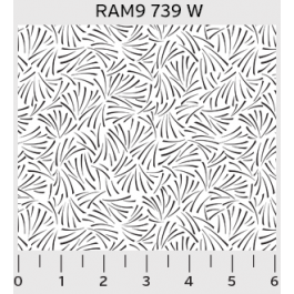 P&B Textiles Ramblings 9 White