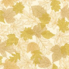 Robert Kaufman Shades of the Season 10 SRKM-16571-15 Ivory
