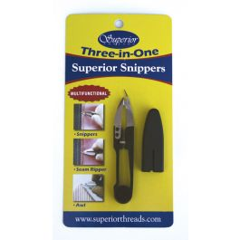 SUPERIOR SNIPPERS THREE IN ONE TOOL