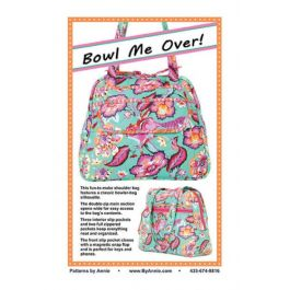 Bowl Me Over Pattern By Annie