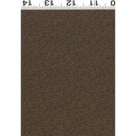 Clothworks Impressions Flora Dark Brown
