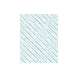 Believe You Can blue/grey drag stripe