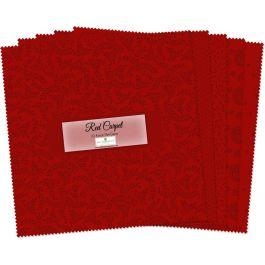 Red Carpet Essentials 5 squares (24pcs)