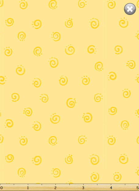 Susybee Squiggle - Yellow