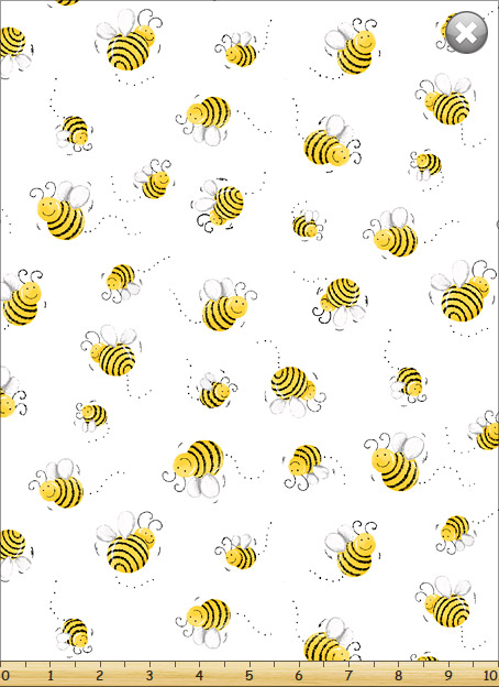 Susy Bees by Susybee, White