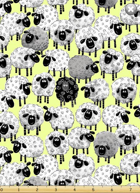Susybee Sheep - SB20230-810