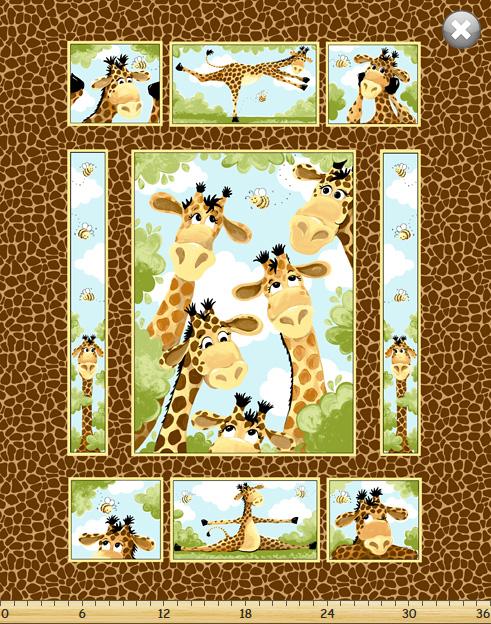 Zoë, the Giraffe SB20255-280