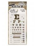 Eye Chart  THS010