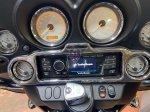 HD Harley Rockford radio dash