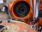 HD Harley CVO Street Glide speaker pod