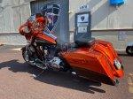 HD Harley CVO Street glide audio