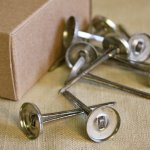 Prong Back Upholstery Buttons