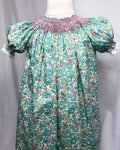 Girls swiss voile heirloom dress