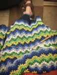 Vintage Crochet Blanket Class