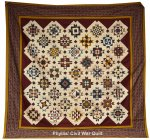 Phyllis' Civil War Quilt