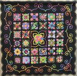 Helen Butler, With All My HEARTs, Applique-Hand 2nd