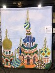 Our Savior on the Spilled Blood Cathedral, St. Petersburg, Russia, by Marsha Cardwell (Display Only)