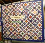 2017 Quilt - Won by Tracy H. from Kalama