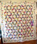 2019 Quilt - Won by Kathy J. from Mossyrock