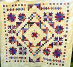 2018 Quilt - Won by Peggy H. from Longview